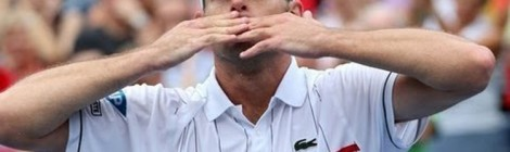 Who's next to replace Andy Roddick?