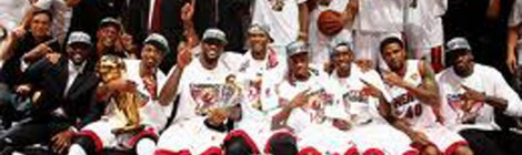 Will the Miami Heat repeat as NBA champions?