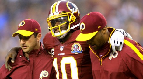 Who's to blame for RG3 Injury?
