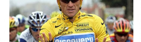 Are we really surprised with Lance Armstrong