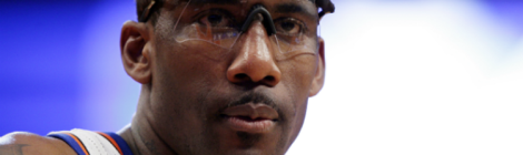 Amar'e Moving Again